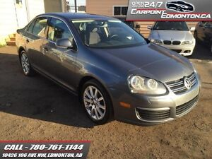 2006 Volkswagen Jetta 2.0T LOADED/2 SETS OF RIMS /SUNROOF ONLY $