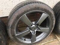 Mazda Bongo/MX8 Rims & tyres
