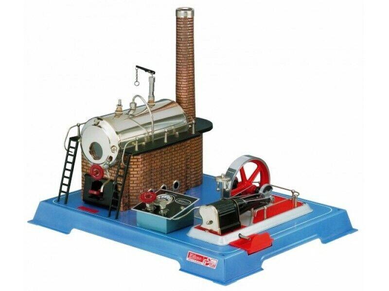Wilesco D 14 Dampfmaschine Fabrikneu