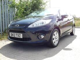 Ford Fiesta 1.6TDCi ( 95ps ) DPF Econetic 2012MY Titanium