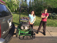 Lawn Mowing and Maintenance