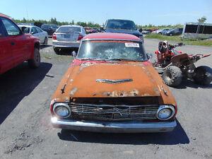 1963 FORD FALCON FUTURA PROJECT CAR