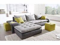 Corner Sofa Bed MATEO-Left