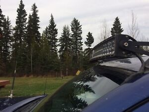 40 inch UE curved light bar. Prince George British Columbia image 2