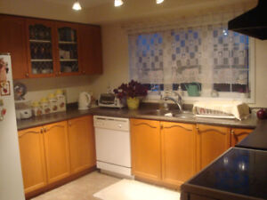 *ROOM FOR RENT ON MAIN FLOOR IN WHITBY HOME. AVAILABLE JAN.5/19*