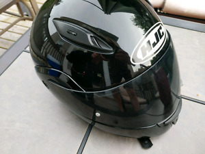 HJC motorcycle helmet cl-max2 modular black 2xl