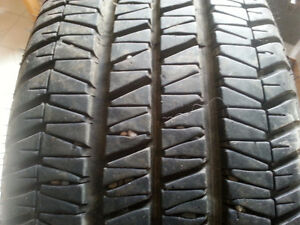 P205/60R14 Goodyear Eagle Touring-$20 Prince George British Columbia image 2