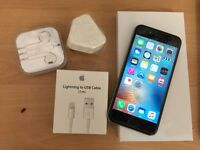 iPhone 6s space grey 16gb Vodafone & Lebara network Immaculate condition