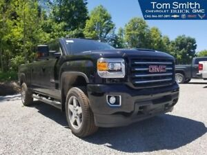 2018 GMC Sierra 2500HD SLT  - Sunroof - Running Boards