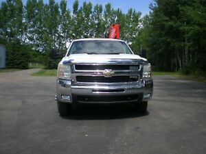 2008 Chevrolet Silverado 3500 Cloth Pickup Truck