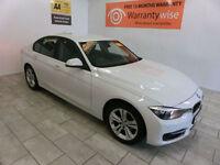 2012 BMW 318 2.0TD 143 s/s Sport, SAT NAV, PARK SENSORS, BUY FOR ONLY £55 A WEEK
