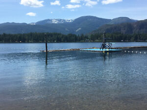 Recreational Property at Sproat Lake, Port Alberni Site S-17