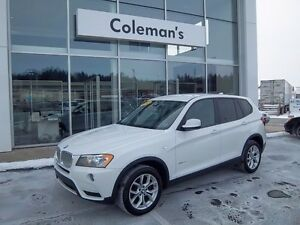 2013 BMW X3 28i - All Wheel Drive