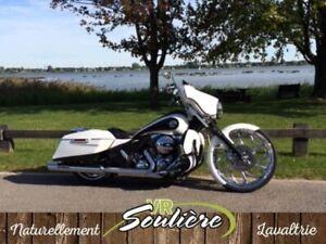 2014 Harley-Davidson Bagger FLHX Street Glide