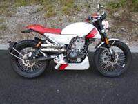 FB MONDIAL HIPSTER 125 CC CHOICE OF COLOURS LOW RATE FINANCE