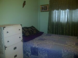 1 Bedroom Furnished $400 per month or $125 per week