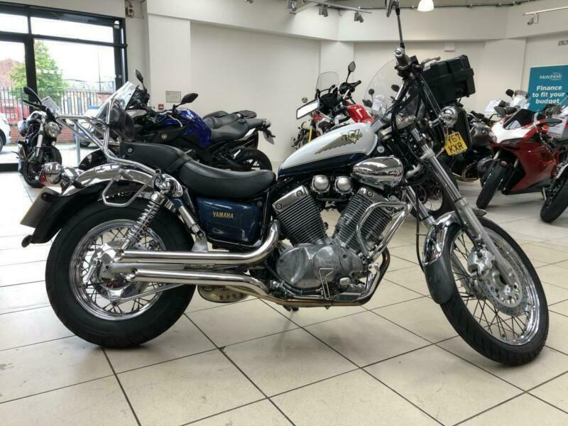 Yamaha XV535 Virago - Super Low Seat - Loads Of Extras Fitted for sale  Sheffield, South Yorkshire