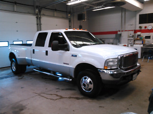 2003 Ford F 350 dually 6.0 liter diesel