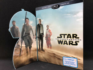 STAR WARS THE FORCE AWAKENS WALMART EXCLUSIVE BRAND NEW SEALED