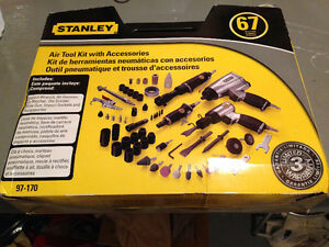 STANLEY  Air Tool Set