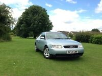 Audi A3 1.9 TDI SE 130bhp 6 Speed gearbox 2002