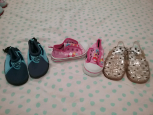 Bag Girls Shoes - Sizes 7 to 9 (7 x pairs)