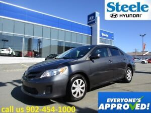 2013 Toyota COROLLA CE LOW KMS!