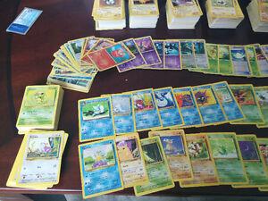 Gigantesque collections de cartes pokemons Saguenay Saguenay-Lac-Saint-Jean image 2