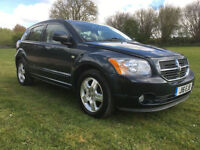 Dodge Caliber 2.0TD SXT 1 OWNER X DEMO ONLY 72K HPI CLEAR