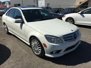2010 Mercedes-Benz C 250 4MATIC, FINANCEMENT MAISON