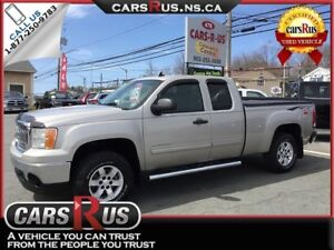 2008 GMC Sierra 1500 4WD SLE1 4dr Extended Cab 6.5 ft. SB
