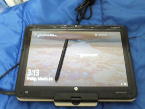 HP TOUCHSMART TM2 (TOUCHSCREEN LAPTOP),..12.1''SCREEN, Core i3.