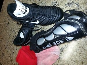 GENTLY USED SOCCER EQUIPMENT