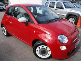 2014 FIAT 500 COLOUR THERAPY AIR/CON HATCHBACK PETROL