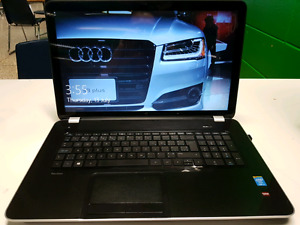 Hp Notebook 17 TS (parfaite condition)