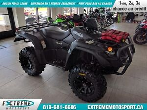 2016 Suzuki KingQuad 750AXi Power Steering 47,97$/semaine
