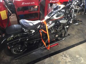 PARTING OUT 2010 HARLEY DAVIDSON  SPORTSTER 1200