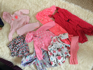 6-9 month carters lot