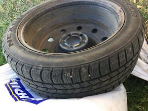 Winter Tires and Rims Cadillac ATS or CTS Strathcona County Edmonton Area image 2