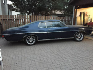 1968 Ford Galaxie 500 2 Door Fastback For Sale