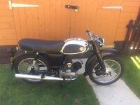 ULTRA ULTRA RARE CLASSIC RETRO - 1964. YAMAHA YF1 - 50cc CBT READY CLASSIC MOTORCYCLE - MAY SWAP