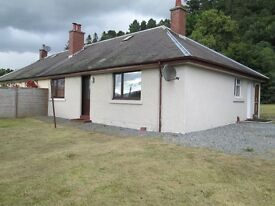 3 bed cottage to rent near Pitlochry