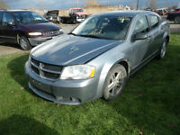 PARTING OUT 2008 AVENGER