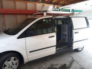 Work van for sale- 2010 DODGE