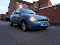 Ford Ka 1.3 1299cc 2003.5MY Collection - FULL MOT - LOW MILEAGE