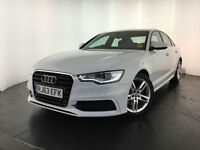 2013 63 AUDI A6 S LINE TDI AUTOMATIC SERVICE HISTORY FINANCE PX WELCOME