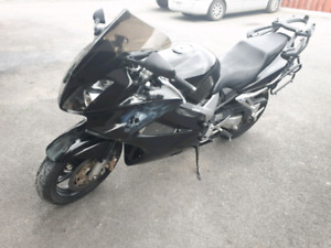 Honda Interceptor Nego
