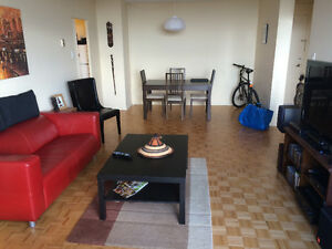 21st Floor Spacious 1 bedroom in Westboro