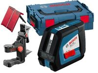 Bosch Professional Laser Level and Telescopic Pole