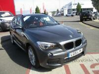 2015 BMW X1 X1 Xdrive 18d M Sport 5 door Estate